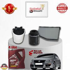 Filtres Kit D'Entretien + Huile VW Passat VI 1.4 TSI 90KW 122CV à partir de 2008