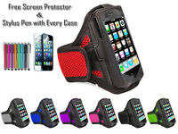 Armband Gym Pouch Running Jogging Case Cover Strap For Apple iPhone 4 4G 4S