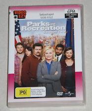 DVD - Parks and recreation - Season 2 - 4 x dvd set