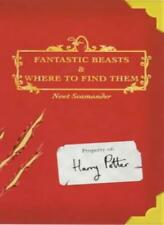 Fantastic Beasts and Where to Find Them By J. K. Rowling,Newt  Scamander