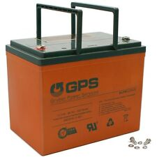 Gruber Power Services - GPS - 12V 80ah Elite Series Battery 4 YEAR WARRANTY