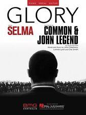 Glory Sheet Music Piano Vocal Common John Legend NEW 000145203