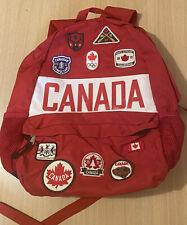 2012 London Olympics Team Canada Rucksack