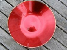 Marks Spencer red lustre decorative bowl- pot -pourri or fruit
