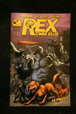 REX The ZOMBIE KILLING DOG Comic Book # 1 FIRST ISSUE~ Golden Retriever PIT BULL