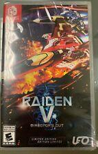 Raiden V: Director's Cut Limited Edition - Nintendo Switch