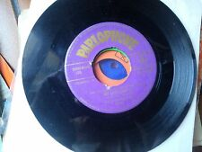 "7"" THE VIPERS SKIFFLE JIM DANDY HEY LILEY LILEY LO PARLOPHONE GOLD PRINT EX/EX+"