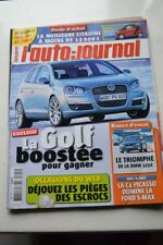 AUTO JOURNAL 712 GOLF VI SMART FORTWO HONDA CR-V BMW 325d VOLVO C3O C4 PIC 2006
