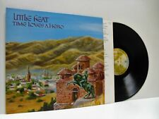 LITTLE FEAT time loves a hero LP EX/EX, K 56349, vinyl, album, uk, 1977, warner