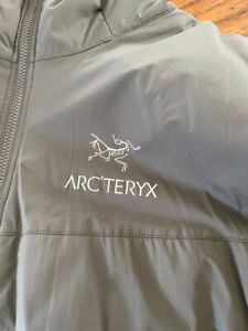 Arc'teryx Atom LT Hoody Size M - Grey