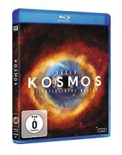 Unser Kosmos - Die Reise geht weiter auf 4 Blu Rays NEU+OVP