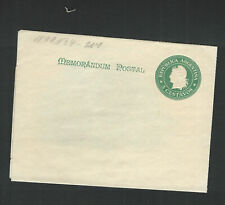 ARGENTINA-COVERS-(5)-STATIONARY-CLASSIC OLDER-FINE-VF-MINT-USED--#220
