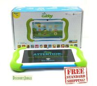 Sprout Channel Cubby 7 inch HD 16GB Kid-Friendly Tablet for kids children child