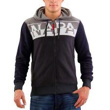 Cappotti e giacche da uomo Napapijri grigio con cerniera