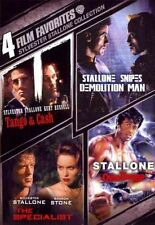 4 Film Favorites Sylvester Stallone Collection R1 DVD