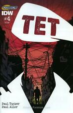 Tet #4 FN; IDW | save on shipping - details inside