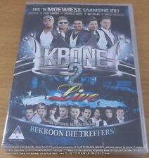 KRONE 2 PAL DVD SOUTH AFRICA KURT DARREN NICHOLIS LOUW RAY DYLAN HEINZ WINCKLER