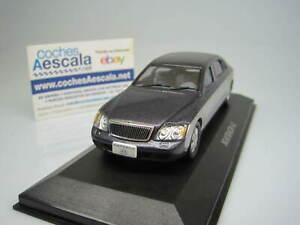 USADO USED REF 111 Ixo Altaya Maybach 62 1/43 cochesaescala