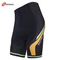 Men's Cycling Shorts Pants Outdoor Wear 3D Gel Padded Bike Bicycle Size M-XXL