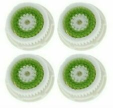 4 Pack Acne Cleansing Brush Heads for Clarisonic PRO ARIA PLUS Mia Fit Mia 2 & 3