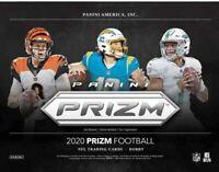 2020 Panini Prizm Football *FACTORY SEALED* 12-BOX HOBBY Case *NEW*