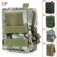Multifunction Outdoor Waterproof Tactical Waist Bag Cell Phone Hanging Pouch Bag