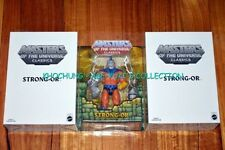 2002-Now Masters of the Universe Action Figures