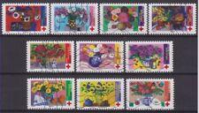 France 2018 : les 10 timbres du Carnet - La Croix Rouge Française - Offrez ces f