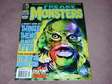 FREAKY MONSTERS magazine # 12