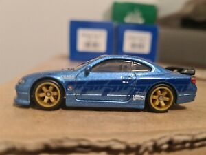 Hot Wheels Retro Entertainment Nissan Silvia S15 Loose