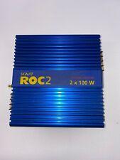 Signat Roc-2 Automobile Power Amplifier 2x100w, gebraucht guter Zustand