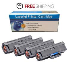 4 PK MLT-D104S D104L Laser Toner Replacement For Samsung ML-1860 ML-1675 ML-1660