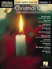 Play with the CD: Christmas Carols - Piano (Original Recordings: Play-ExLibrary
