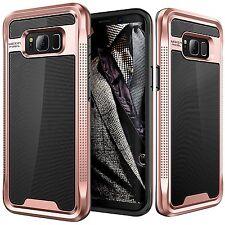 Samsung Galaxy S8 Plus Case, E LV Galaxy S8 Plus - Hybrid [Scratch/Dust Proof] A