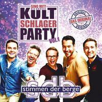 STIMMEN DER BERGE - SING MIT! DIE GROßE KULTSCHLAGER PARTY - VOL. 1   CD NEUF