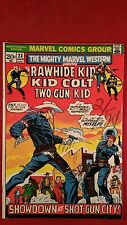 The Mighty Marvel Western #23 (Mar 1973, Marvel) Very Fine