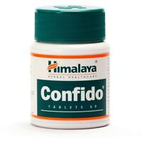 Himalaya CONFIDO Tablets (60 tabs) Each | Free Shipping