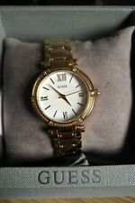 NEW Genuine Guess Park Ave South Watch W0767L2  Women's Jewellery Gold RRP £139