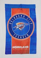 Oklahoma City Thunder Banner 12x18 Homeland SGA – New in Package