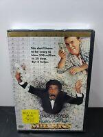 Brewster's Millions DVD widescreen Brand New (Richard Pryor, John Candy)