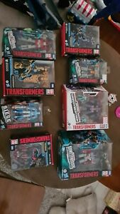 Transformers Studio Series Siege War For Cybertron Bulk Lot Brand New