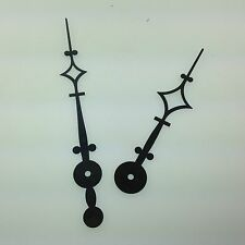 "Terry Antique Clock Hands for 9"" Dial New Reproduction"
