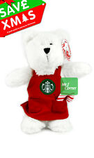 star422 starbucks Christmas white candy Bearista Bear 103th Edition NEW 2011