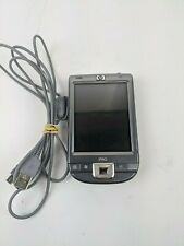Hp Ipaq 110 Classic Handheld Pocket Pc Pda Wifi W/ Charger.
