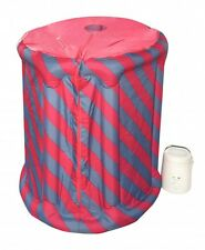 Sauna bag for Svedana pink blue