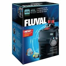 FLUVAL 406 - EXTERNAL CANISTER FILTER - AQUARIUM MARINE OR TROPICAL FISH TANK!