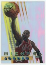 1996-97 Michael Jordan Bowman's Best Shots Refractor #BS6 *NICE* Chicago Bulls