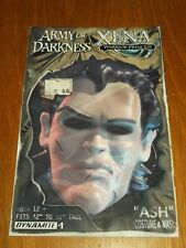 ARMY OF DARKNESS XENA WARRIOR PRINCESS #1 DYNAMITE COMICS VARIANT