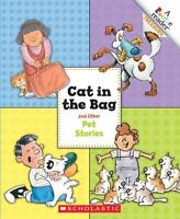 Cat in the Bag and Other Pet Stories by Children's Press