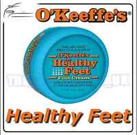 O'KEEFFE'S Healthy FEET FOOT Cream Relief Crack Split Dry MADE IN USA